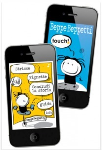Nuova app per le strisce umoristiche di BB alias Beppe Beppetti | LoSpazioBianco | DailyComics | Scoop.it