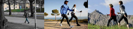 ENTREVISTA A LOS FUNDADORES DEL NORDIC  WALKING | The evolution of walking | Scoop.it