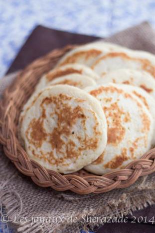 Recette de blinis facile | Les recette de les joyaux de sherazade | Scoop.it