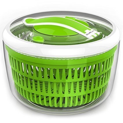 Buy Vremi Salad Spinner Now || Best Price || Made by VREMI | Nothing But News | Scoop.it