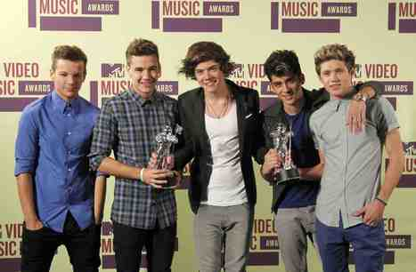 Pics One Direction | Erika Guerrero | Scoop.it