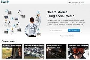 """Dal web ai media e ritorno Storify """"organizza"""" le news - Repubblica.it   METIDMATCH2013   Scoop.it"""