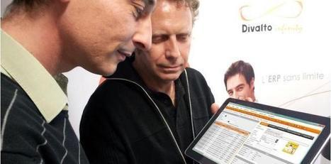 Divalto innove avec la mobilité de ses logiciels de gestion et le cloud computing   Divalto et son écosystème   Scoop.it