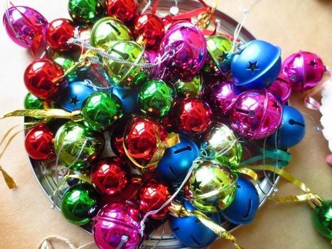 Christmas Decorations | Little Tin Bird | Christmas | Scoop.it