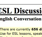 ESL Discussions: English Conversation Questions: Speaking Lesson Activities | ESL Instructor Resources | Scoop.it