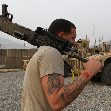 US Army set to ban forearm, leg tattoos, even if they're totally sweet - msnNOW | Tattoos | Scoop.it