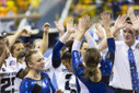 Aggie Gymnasts Notch Second-Straight 196.000 in Tri-Meet at No. 7 UCLA - Utah State Aggies | Software awareness | Scoop.it