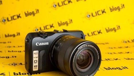 Canon EOS M, la recensione dell'ultima mirrorless disponibile sul mercato | Notizie Fotografiche dal Web | Scoop.it
