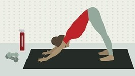 Yoga Poses for Happy and Healthy Hips | Ghergich & Co. Top Infographics | Scoop.it