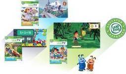 LeapFrog LeapTV Video Games | My Stages | Scoop.it