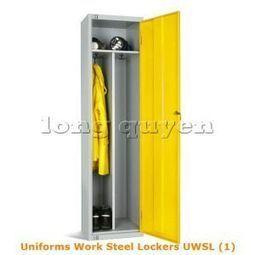 Tủ sắt locker 1 cánh tủ để quần áo bảo hộ lao động UWSL | Giá kệ & Nội thất Long Quyền | Scoop.it
