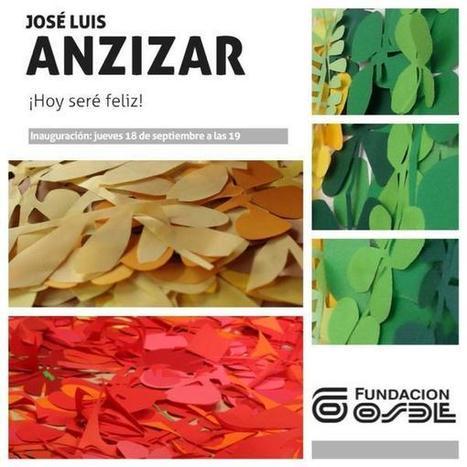 """Jose Luis Anzizar on Twitter: """"#hoyserefeliz. 18Sep Salitas Fundacion OSDE Suipacha 658 1p. Intervencion de @anzizar y felicidad musical DJ Zamora http://t.co/FljxHo3504""""   ELSI DEL RIO Arte Contemporáneo   Scoop.it"""