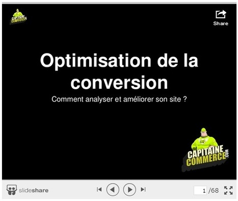 Comment analyser et optimiser son site pour augmenter la conversion ? | ebiznews | Scoop.it
