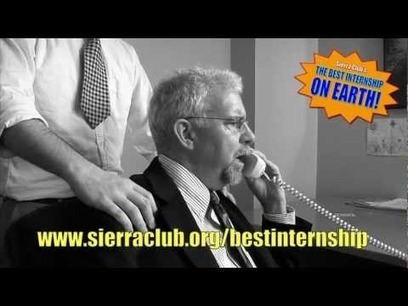 Sierra Club's The Best Internship on Earth Accepting Applications | Wend Blog | Local Economy in Action | Scoop.it
