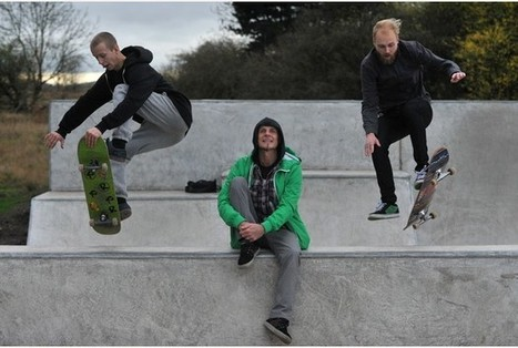 10th Nov: £55k extension for Stoke skate park at Europe's biggest plaza | Stoke-on-Trent & North Staffordshire | Scoop.it