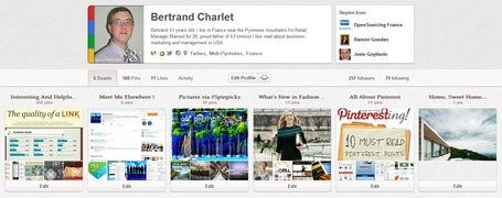 My Boards on Pinterest | Be Social On Media For Best Marketing ! | Scoop.it