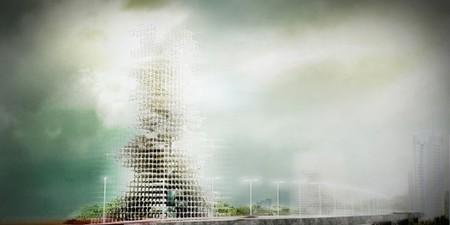 A Skyscraper That GROWS [eVolo Skyscraper Competition 2014] | The Architecture of the City | Scoop.it