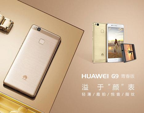 Huawei est de retour avec le G9 Lite et la Mediapad M2 7.0   Presse-Citron   Téléphone Mobile actus, web 2.0, PC Mac, et geek news   Scoop.it