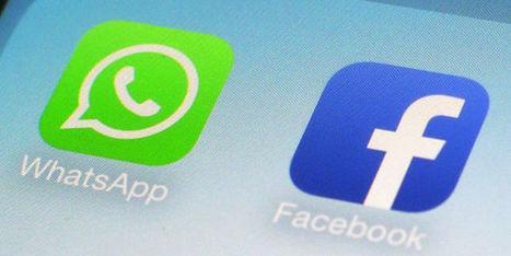 En Allemagne, Facebook sommé de supprimer les données issues des utilisateurs de WhatsApp | Collaboratif, management 2.0 & RSE | Scoop.it