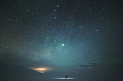 Breathtaking Self-Portraits Under Finland's Northern Lights | WIRED | Interesting | Scoop.it