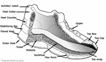 Zapatos: cómo elegir los más saludables : PODOLOGIA: UN PIE EN LA LUNA - Blog de podología para podólogos | Salud | Scoop.it