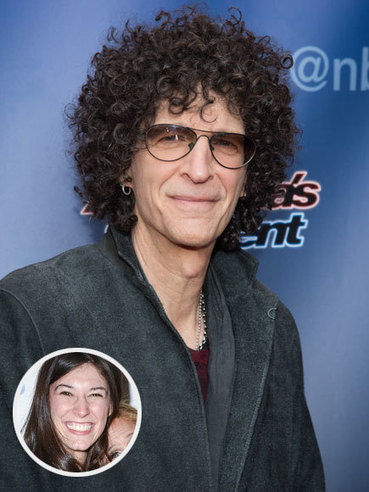 Howard Stern's Daughter Says He Turned Her Off from Dating: Shock Jock's ... - People Magazine   Howard Stern   Scoop.it