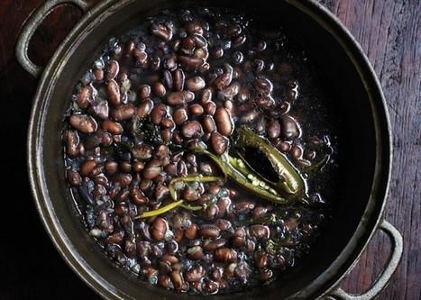 Pot o' Beans - Bon Appétit | 4-Hour Body Bean Cookbook | Scoop.it