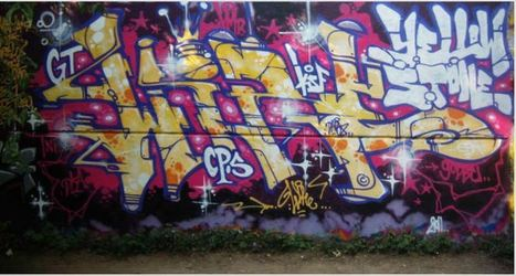 WIRE EN INTERVIEW AVANT SON EXPO CHEZ NUNC PARIS | Interviews graffiti et Hip-Hop | Scoop.it