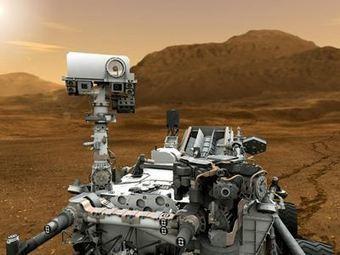 Curiosity : mission accomplie ! Mars a pu héberger la vie !   Actualité robotique   Scoop.it