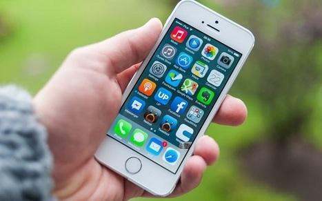 Etude : Coup de frein sur le téléchargement des applications mobiles | Web information Specialist | Scoop.it