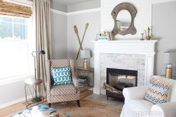Little Updates and Fireplace Plans | Home Centrl interiors | Scoop.it