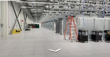 ¿Quién es el guardián de los datacenters de Google? La imagen de la semana | Ciberseguridad + Inteligencia | Scoop.it