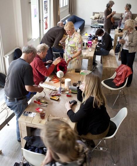 #Fixitselfie : montrez-nous ce que vous avez réparé ! « Repair Café Belgique | Repair Café | Scoop.it