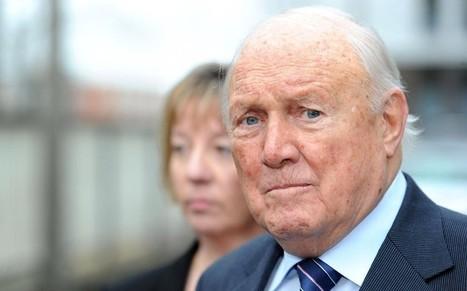Stuart Hall's guilty pleas follow strenuous public denials - Telegraph | Name and shame dirty paedophiles | Scoop.it