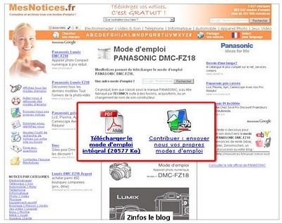 Zinfos: Ou est ma notice? | formation 2.0 | Scoop.it
