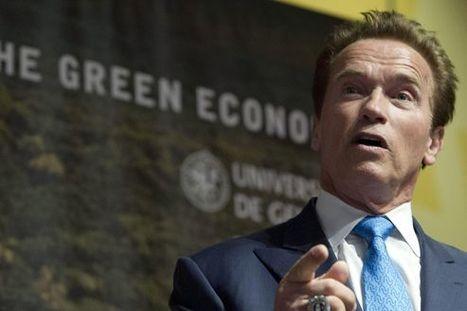 Schwarzenegger devient professeur à l'université | L'enseignement dans tous ses états. | Scoop.it