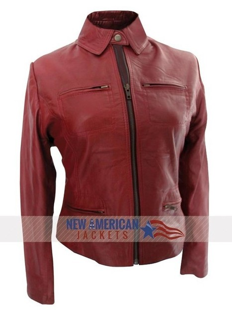 Emma Swan Once Upon a Time Jacket | New american jackets online Store | Scoop.it