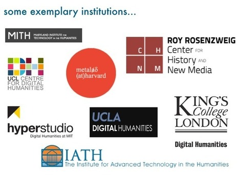A 3-Step Introduction to Digital Humanities for Library-Dwellers ... | Digital information and public libraries | Scoop.it