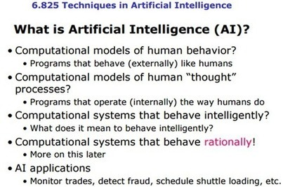 Les avancées de l'intelligence artificielle | Veille digitale en assurance, assistance et services | Scoop.it
