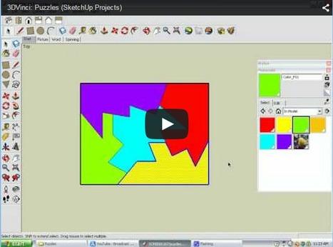 SketchUp y matemáticas | tecno4 | Scoop.it