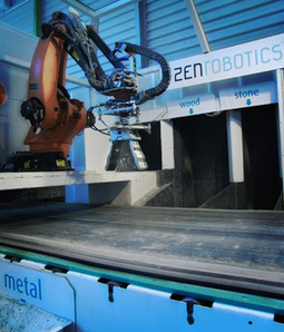World first robotic recycling system to be introduced | The Future of Waste | Scoop.it