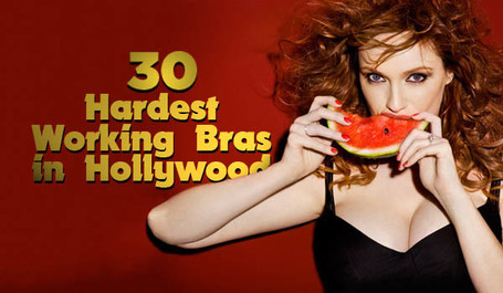 30 Hardest Working Bras in Hollywood: Actresses With The Biggest Boobs | Crap You Should Read | Scoop.it
