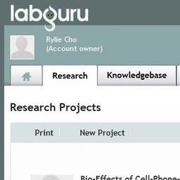 LabGuru: An Online Service That Helps Organize Your Research | EduTech Roundup | Scoop.it
