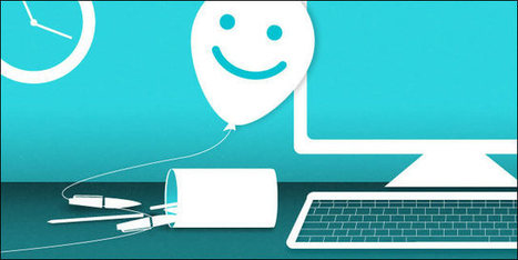 5 Ways to Be Happier at Work | Curación de contenidos | Scoop.it