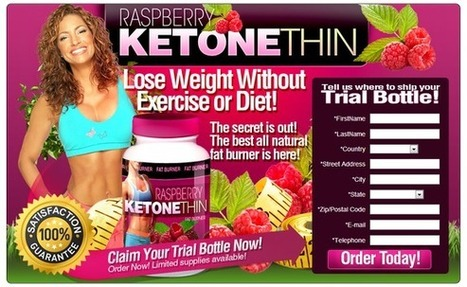 Raspberry Ketone Thin Review | fast weight loss supplements | Scoop.it