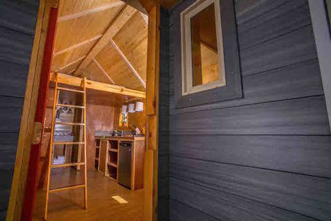 Introducing Monarch Tiny Homes - Tiny House Blog | Sustain Our Earth | Scoop.it