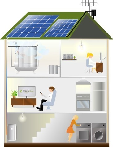 Green Deal | UK Government Scheme | Assessor Training & Providers | UK Solar Panel & Green Deal News And Information | Scoop.it