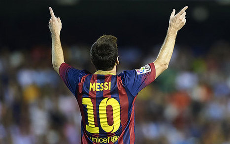 Lionel Messi pays £4.2 million to Spanish authorities after claims that Barcelona forward avoided paying tax | famousargentenians | Scoop.it
