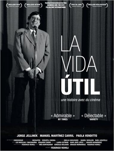 Cinélatino 2012 : La vida util, réussite exemplaire du programme ... | Cinélatino, 24ème Rencontre de Toulouse | Scoop.it