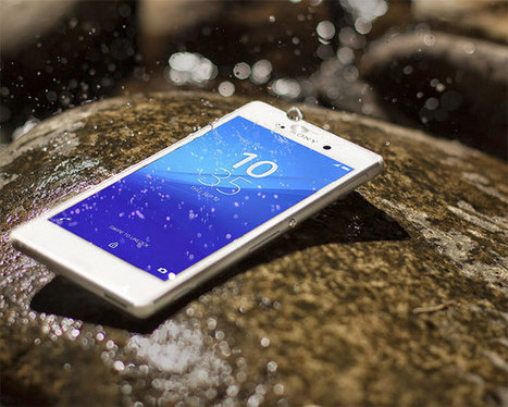 The Waterproof Smartphone of Sony, Xperia M4 Aqua Goes Official | Android mobiles | Scoop.it